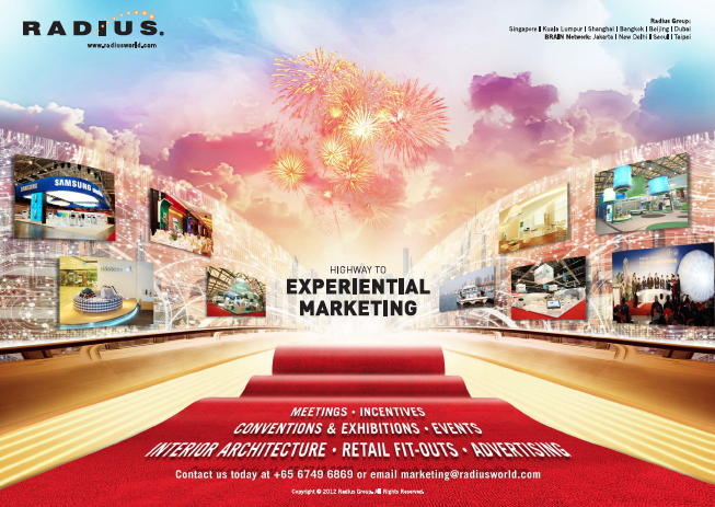 Digital Imaging, Experiential Marketing