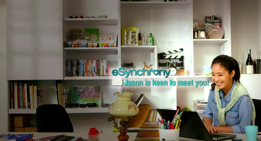 eSynchrony TV advertising