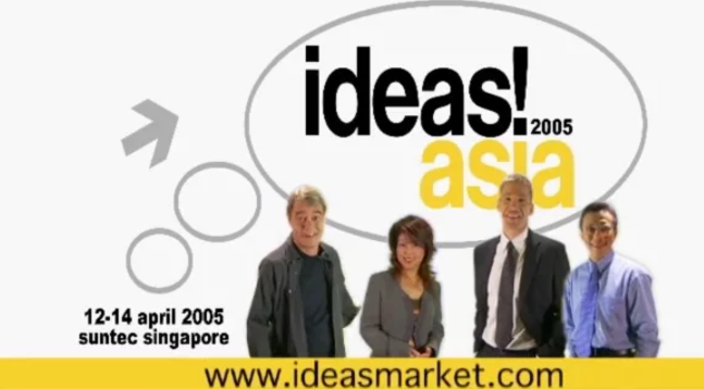 Ideas Asia 2005 Marketing