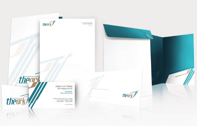 SINGAPORE INTERNATIONAL CRUISE TERMINAL CORPORATE IDENTITY